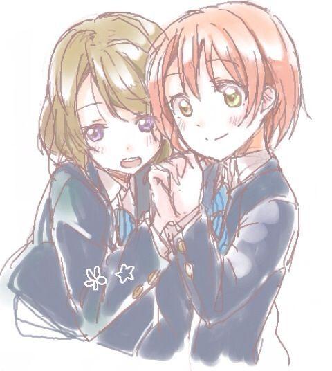 花陽&凛-5
