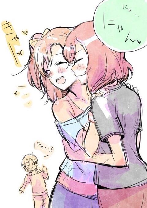 穂乃果&真姫-2
