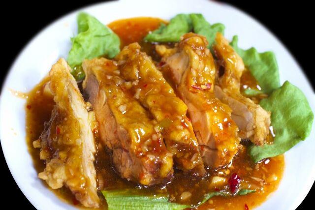 油淋鶏(ユーリンチー)とかいう中華料理の王wwwww