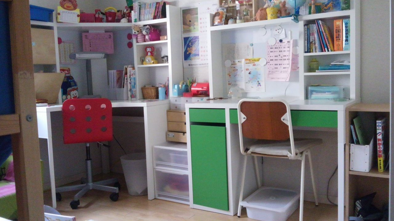 子供 部屋 収納 方法 小学生