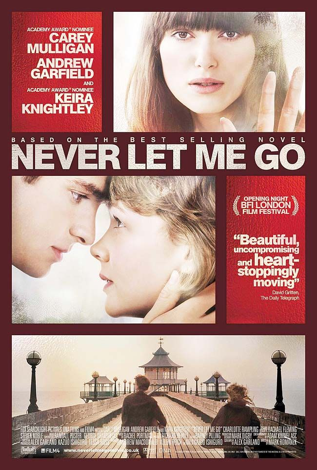 never_let_me_go Days : わたしを離さないで/Never Let Me Go