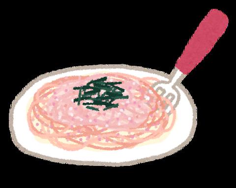 tarako_spaghetti