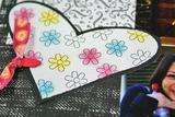 chalk-heart