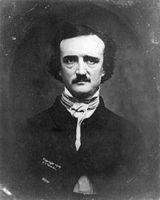 The Nightmare of   Edgar Allan Poe(本人)