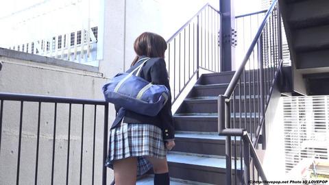 企_盗撮風階段-004