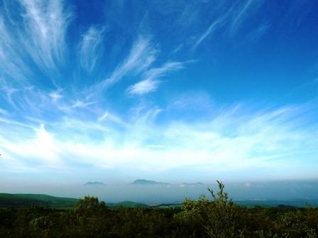 WEB雲海と青空②20090518