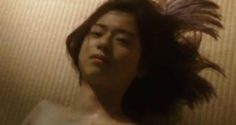 篠原ゆき子 「共喰い」でセックスシーン