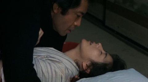 吉永小百合 「夢千代日記」でセックスシーン