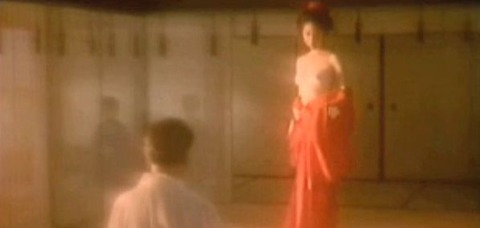宮本真希 映画「おもちゃ」のヌード映像