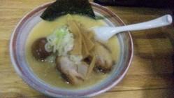 麺屋新三_塩