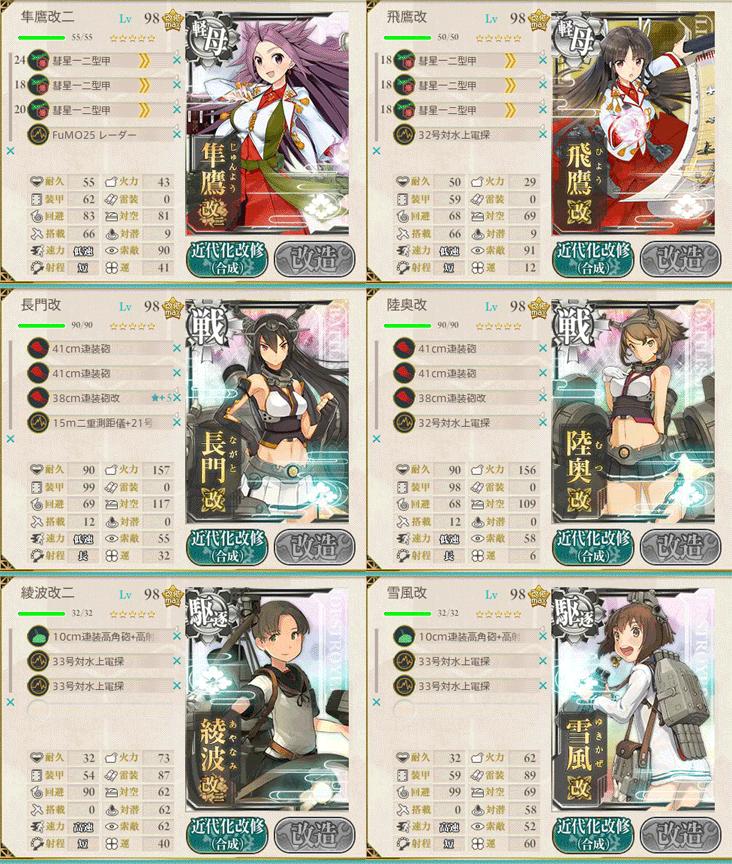 03-装備第3艦隊