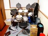 趣味のドラム