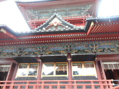 静岡浅間神社さま 大拝殿