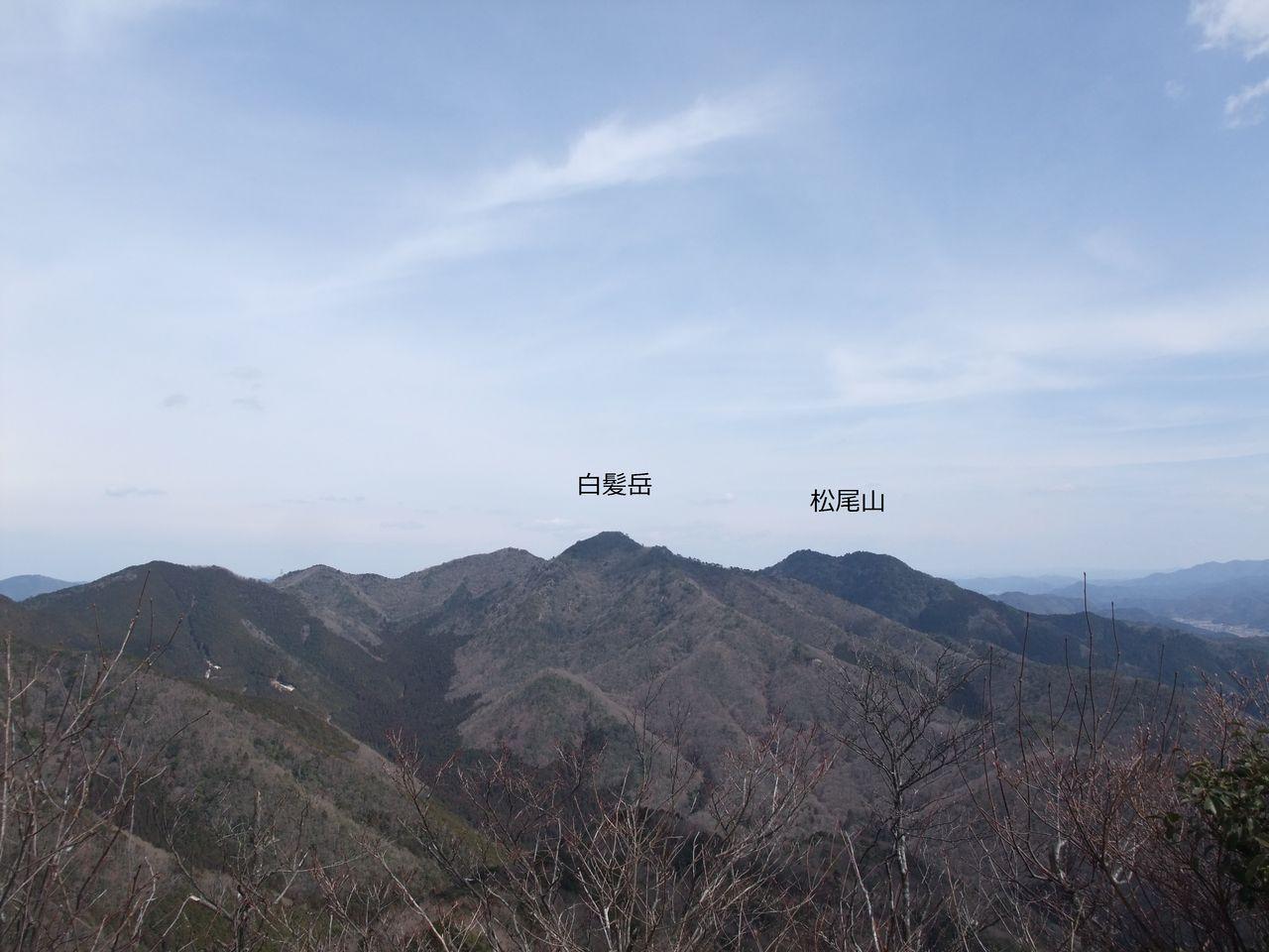 丹波 トンガリ山