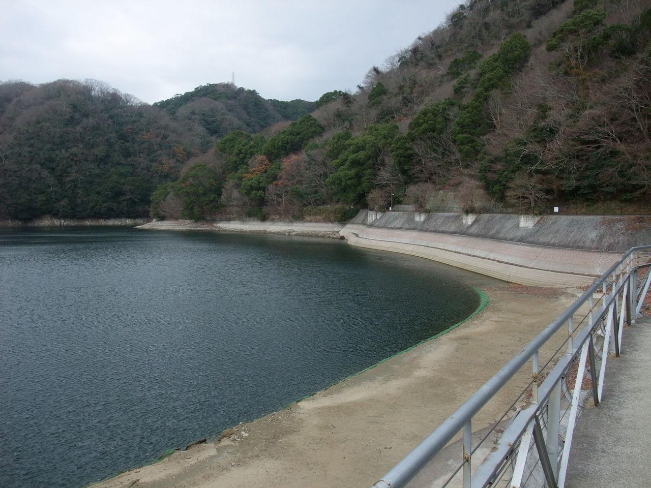 布引貯水池