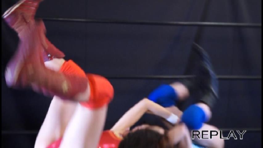 地下女子プロレス by TM(Pro-Style Catfight)スターレスラー誕生!2 道重咲 vs 彩月みな 3本目コメントトラックバック