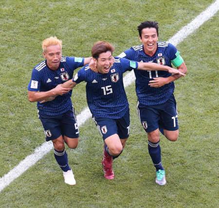 日本がコロンビアに勝つ大波乱を「競馬」に例えると何のレース?