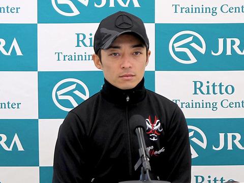 【悲報】川田さん、土曜3鞍・日曜1鞍