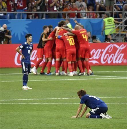 <サッカー日本代表>ベルギーの末脚を競馬で例えると