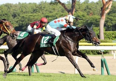 【関屋記念】1番人気3歳牝馬プリモシーンが古馬を圧倒!重賞2勝目