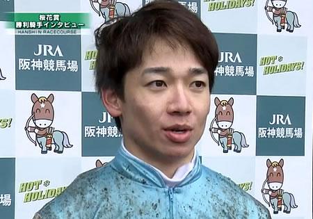 【オークス】松山弘平をそこまで信頼できるか?