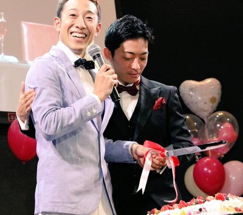川田将雅と藤岡佑介が結婚!?wwwwwwwww
