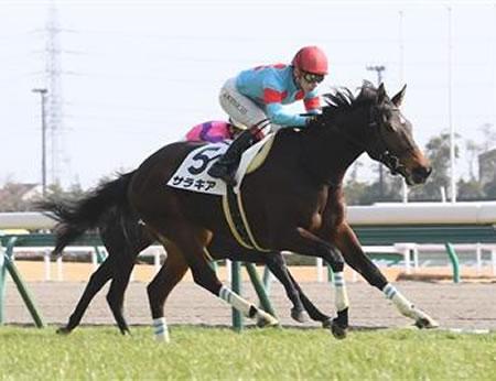 【悲報】池添の数少ないお手馬サラキア 急遽モレイラで秋華賞