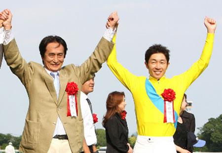 武豊、タニノ谷水オーナーと約6年ぶりのコンビ復活!