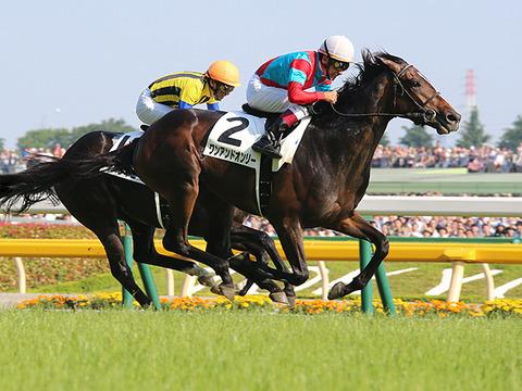 ワンアンドオンリー、レイデオロの次に弱いダービー馬