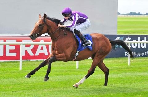 【英ダービー】ディープ産駒の日本産馬サクソンウォリアーは1番ゲート