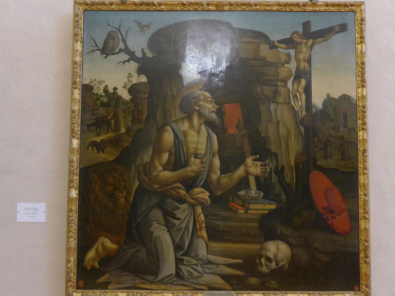 17世紀フィレンツェ派の画家