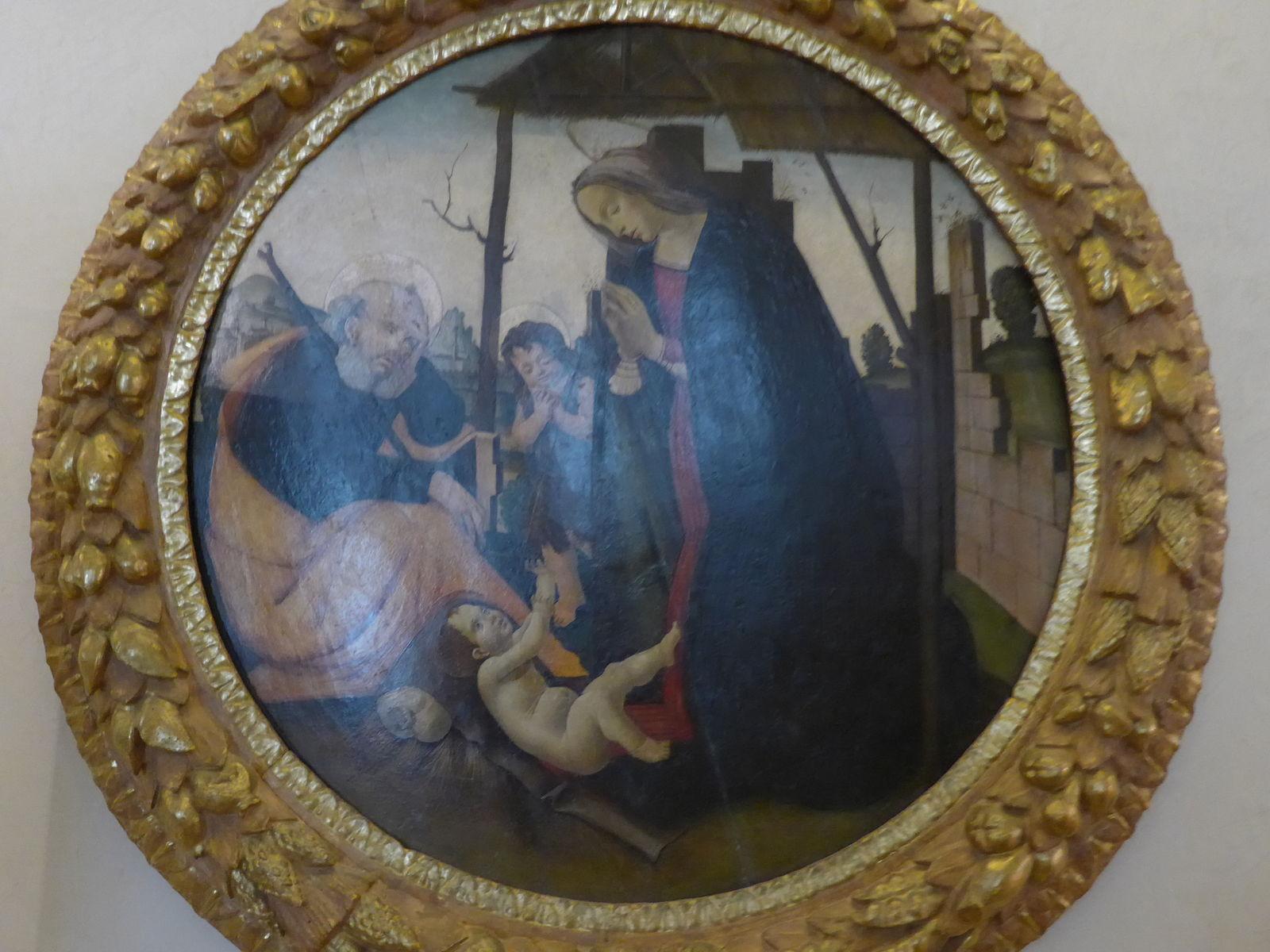 プラート、大聖堂付属美術館 : ...