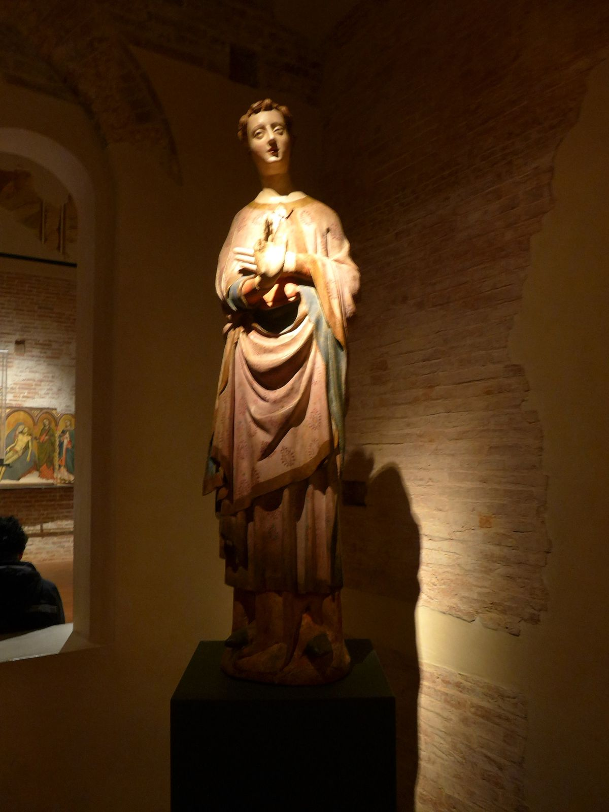 ピサ、サン・マッテオ国立美術館...