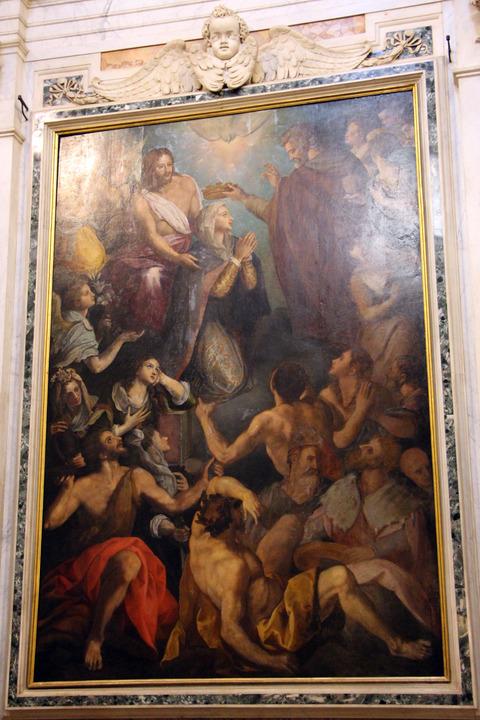 Alessandro_allori,_incoronazione_della_vergine,_1590-1600_ca__02