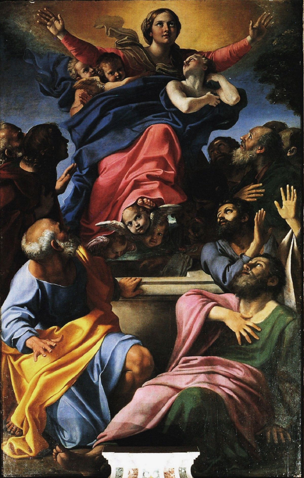 Carracci-Assumption_of_the_Virgin_Mary
