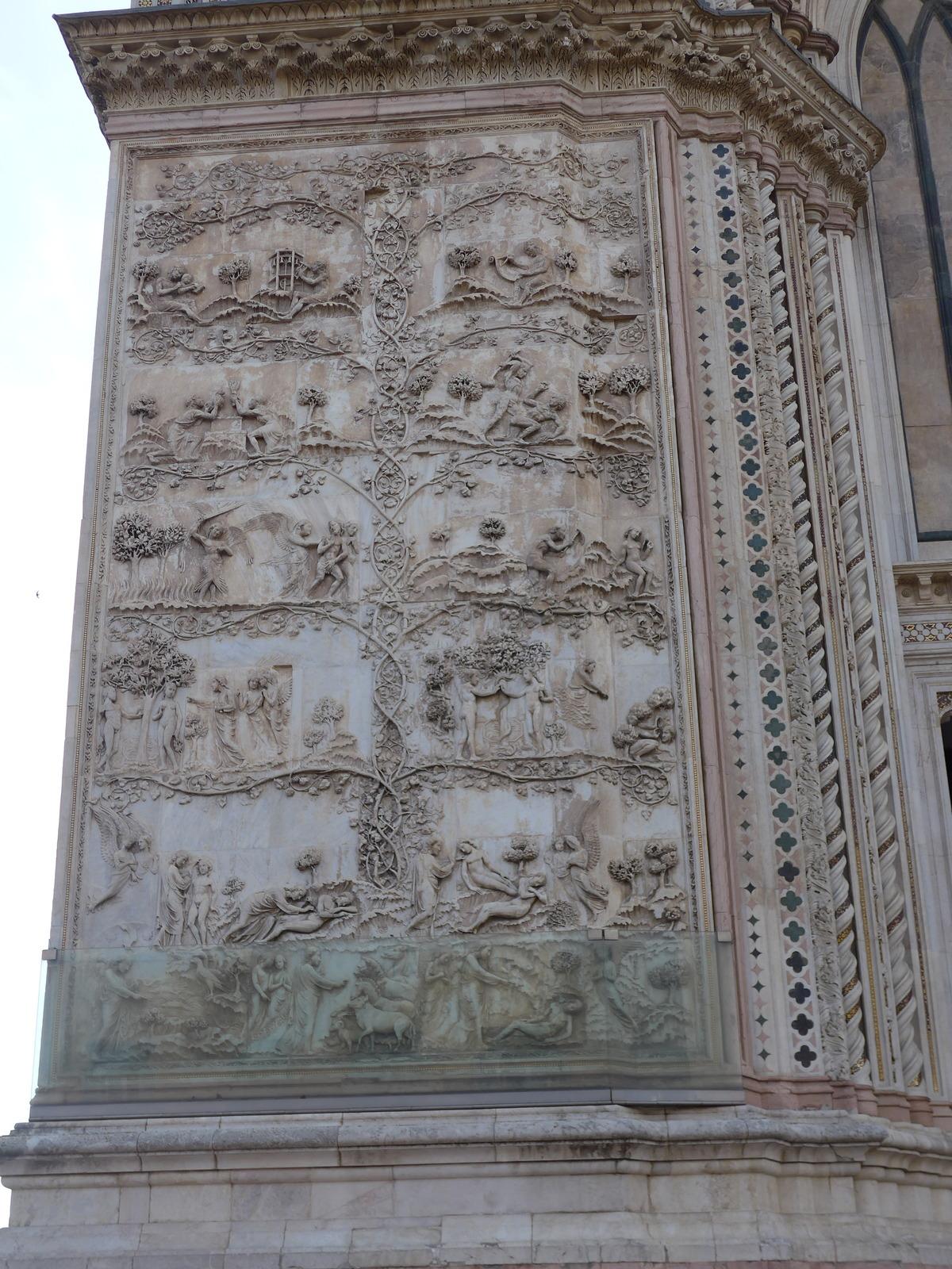 古寺巡礼 オルヴィエート大聖堂 ...
