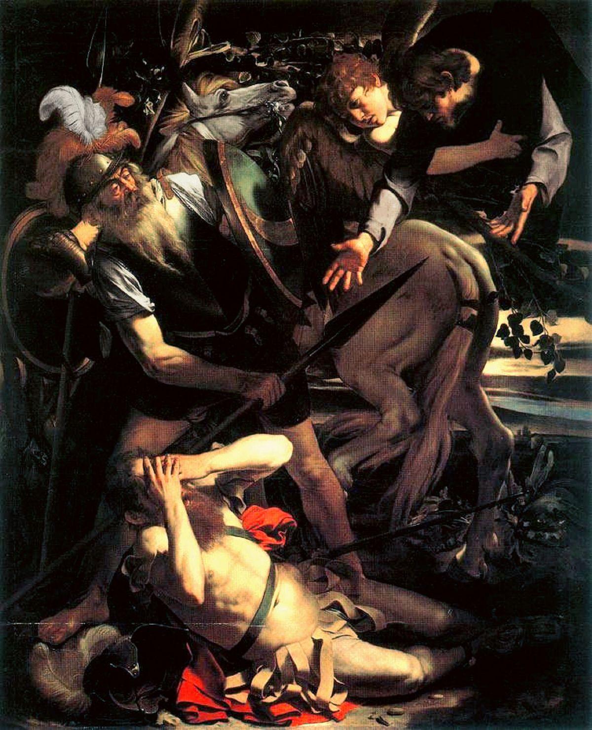 Caravaggio_-_Conversione_di_San_Paolo_(Odescalchi)
