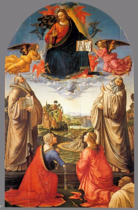 Christ_in_Heaven_with_Four_Saints_and_a_Donor