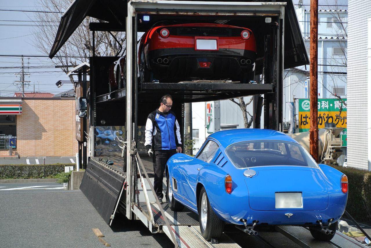 Ferrari sp1 gt5