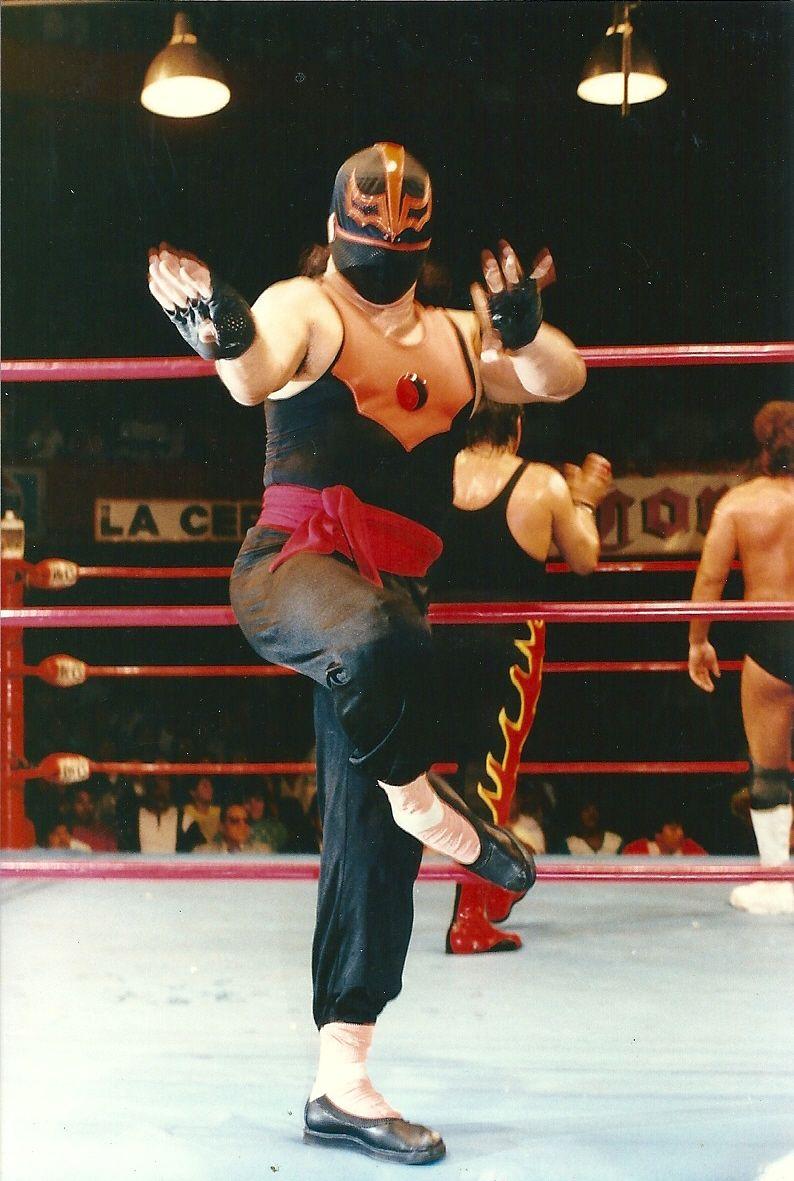 クン・フー : Luchadores de Méx...