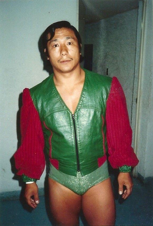 グラン浜田 : Luchadores de Méx...