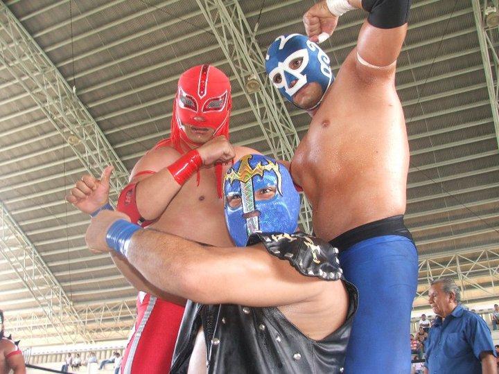 ルチャドール : Luchadores de M...