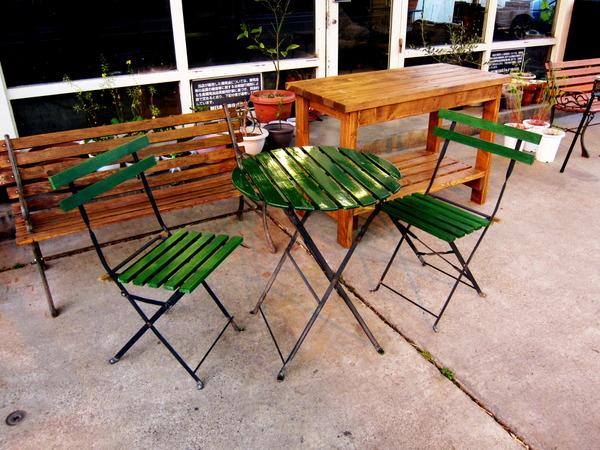 2013年05月09日(木)・・・テーブルセット、再生終了