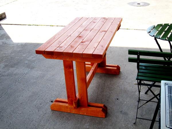 2013年05月12日(日)・・・テーブル完成