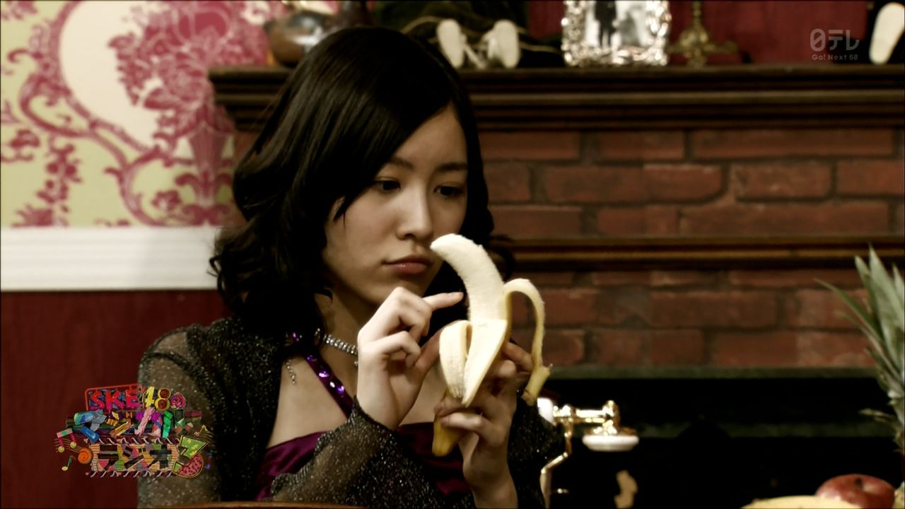 AKB48エースの仕事が擬似フェラ。乃木坂や欅坂のエースはこんな汚れ仕事しないのに‥‥©2ch.net->画像>18枚