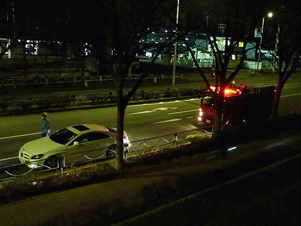 消防車と救急車5