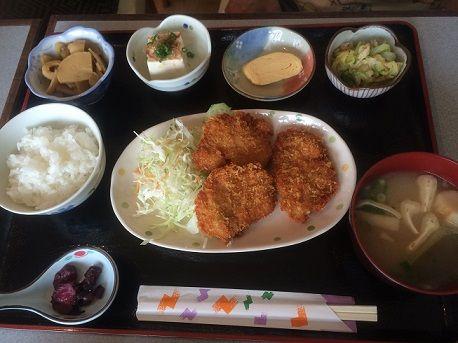 かさおか食堂9