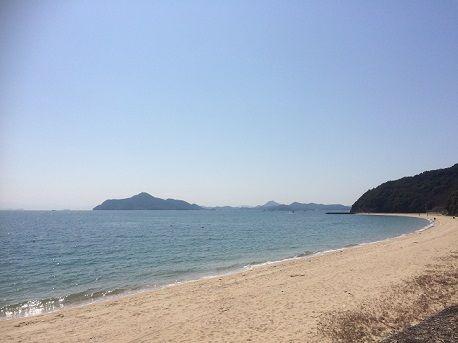 横山ビーチ