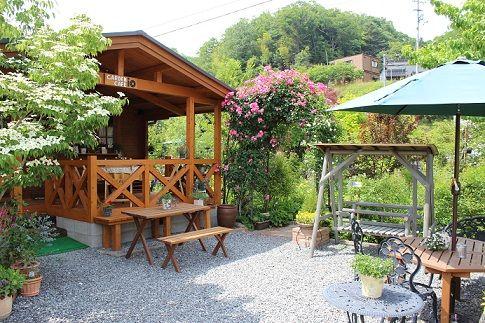 ガーデンカフェIO2