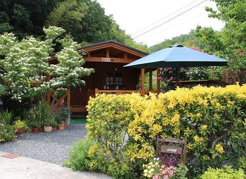 ガーデンカフェIO1